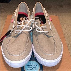 Levi Boat Shoes